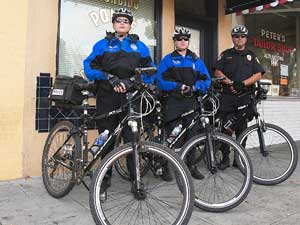 Bicycle Patrol Team